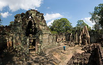 Preah Khan photo gallery  - 18 pictures of Preah Khan