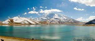 Karakul lake and Muztagh Ata mountain photo gallery  - 25 pictures of Karakul lake and Muztagh Ata mountain