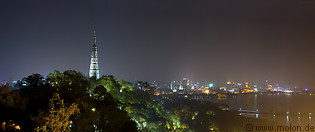 Hangzhou by night photo gallery  - 24 pictures of Hangzhou by night