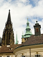 16 St Vitus cathedral and Holy Cross Chapel