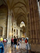 22 St Vitus cathedral interior