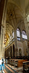 23 St Vitus cathedral interior