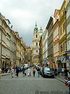 01 Mostecka street towards St Nicholas church