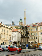 06 Mala Strana square and plague column