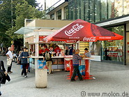 14 Fast food stall in Wenceslas square