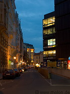 10 Kralodvorska street at night