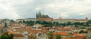 01 Prague castle and St Vitus cathedral