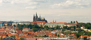 03 Prague castle and St Vitus cathedral