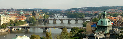 06 Vltava river and bridges