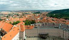 10 Panorama view of Prague
