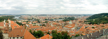 11 Panorama view of Prague