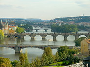 10 Vltava river and bridges