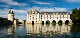 Chenonceau castle photo gallery  - 27 pictures of Chenonceau castle