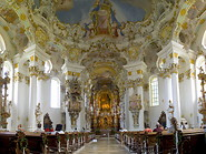 Wieskirche church photo gallery  - 10 pictures of Wieskirche church