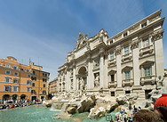 Trevi fountain photo gallery  - 8 pictures of Trevi fountain
