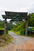 07 Gate to Tabin reverve