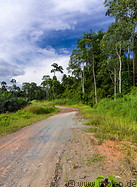 10 Unpaved road