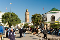 03 Street in the Medina and minaret