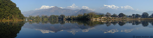 Pokhara and Annapurna Range  photo gallery  - 21 pictures of Pokhara and Annapurna Range